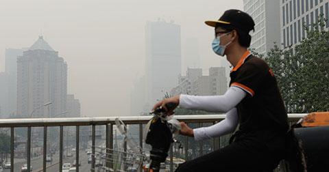 Bắc Kinh hy sinh xuất khẩu quặng sắt vì một bầu trời trong xanh???