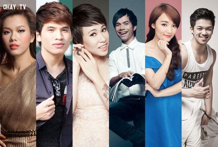 các quán quân Vietnam Idol