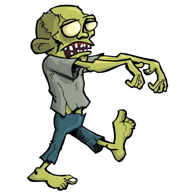 bệnh xác sống, zombie