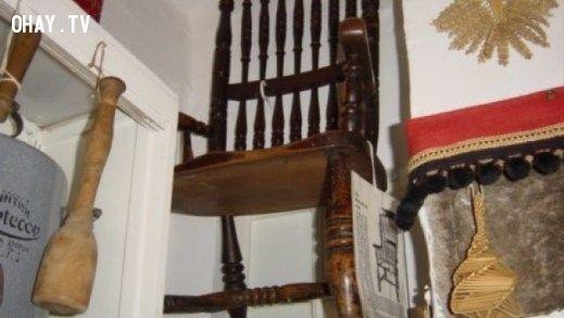 Chiếc ghế tử thần?