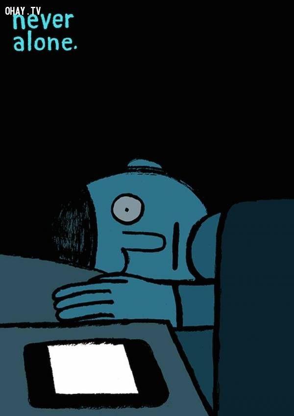 ảnh thời đại số,thời đại ngày nay,mặt trái của công nghệ,suy ngẫm