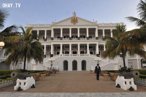 Cung điện của Mir Osman Ali Khan