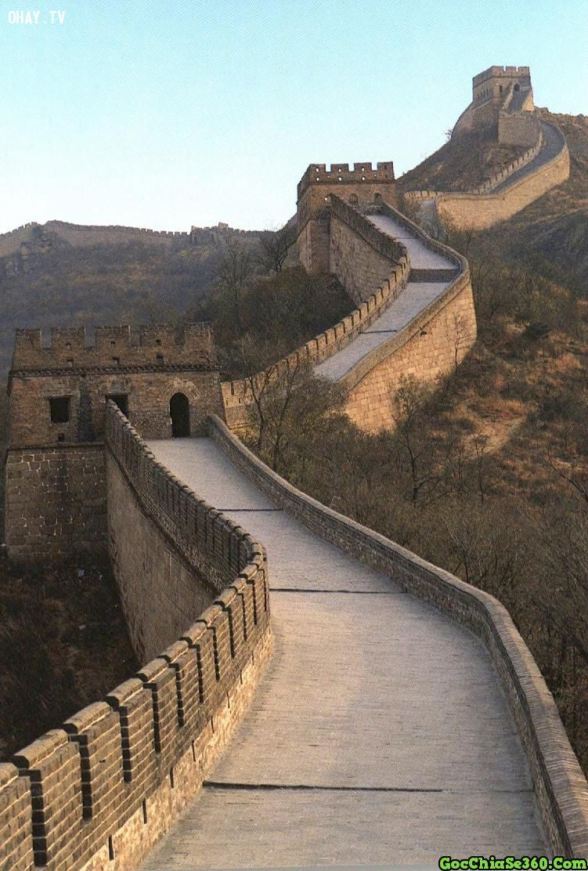 Bí ẩn rùng rợn dưới bức tường Vạn Lý Trường Thành ở Trung Quốc cổ đại