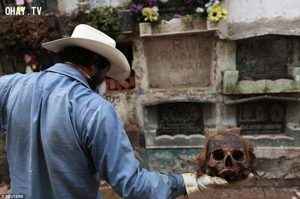 Nghĩa trang thành phố Guatemala