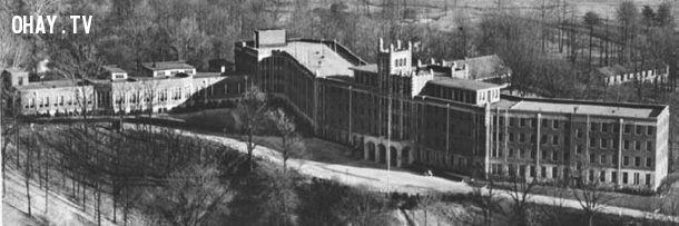 Khu điều dưỡng Waverly Hills, bang Kentucky, Mỹ