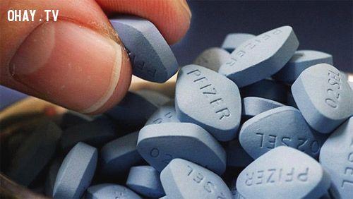 Thuốc kích dục dạng viên uống