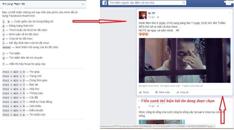 ảnh facebook,mẹo facebook,thủ thuật facebook,sử dụng facebook