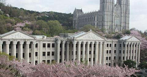 Danh sách các trường đại học Sao Hàn theo học