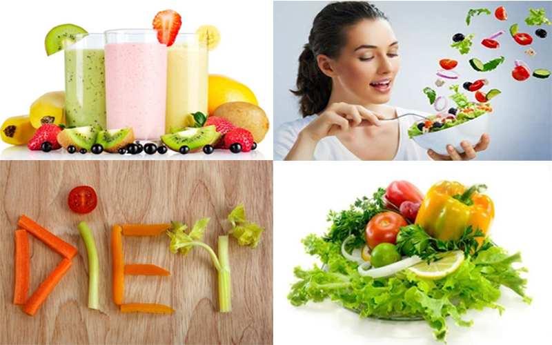 Thay đổi thói quen ăn uống giúp giảm cân tốt hơn