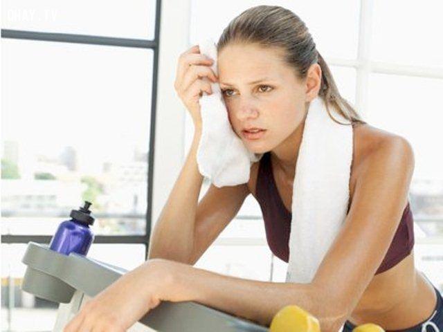 Chăm chỉ tập luyện là cách giảm béo hiệu quả
