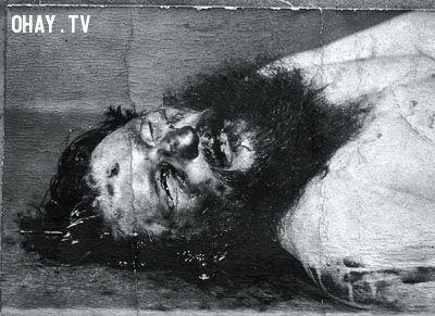 xác chết của Rasputin