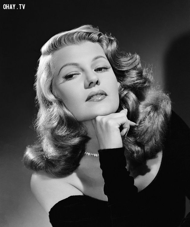 ảnh Rita Hayworth,Nữ thần,Hollywood