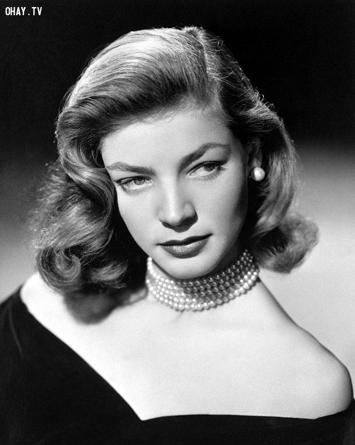 ảnh Lauren Bacall,Humphrey Bogart,thời đại