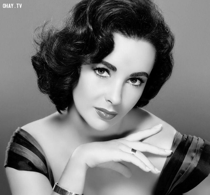 ảnh Elizabeth Taylor,nữ hoàng,Hollywood