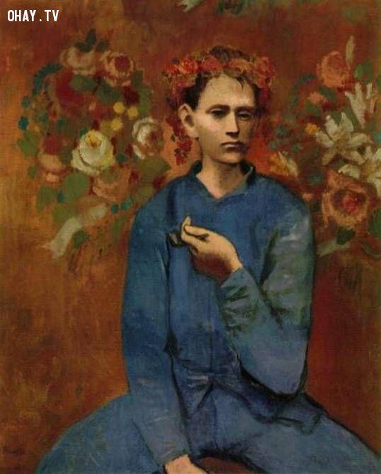 ảnh Picasso,Vincent Van Gogh,hội họa