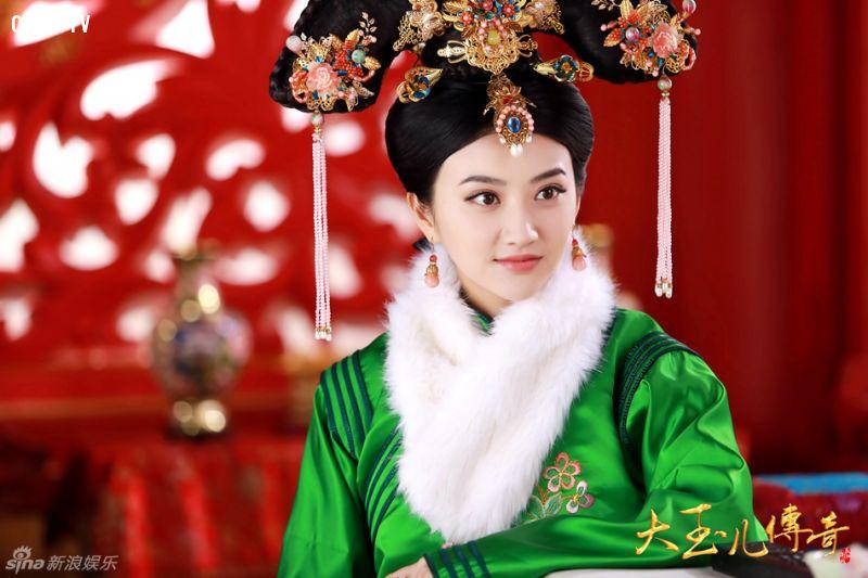 ảnh Cảnh Điềm,Đại Ngọc Nhi