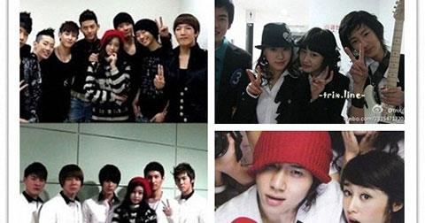 Những hình ảnh trước debut của JiYeon với loạt sao khiến bạn phải \'GATO\'.