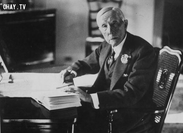Jonh D. Rockefeller