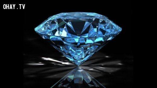 Bí ẩn về lời nguyền kim cương xanh