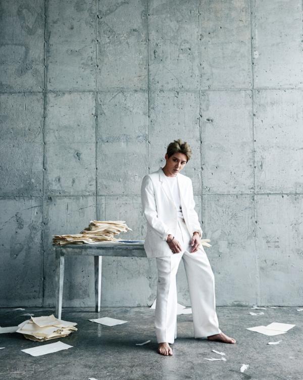 ảnh Junsu,JYJ,Vogue
