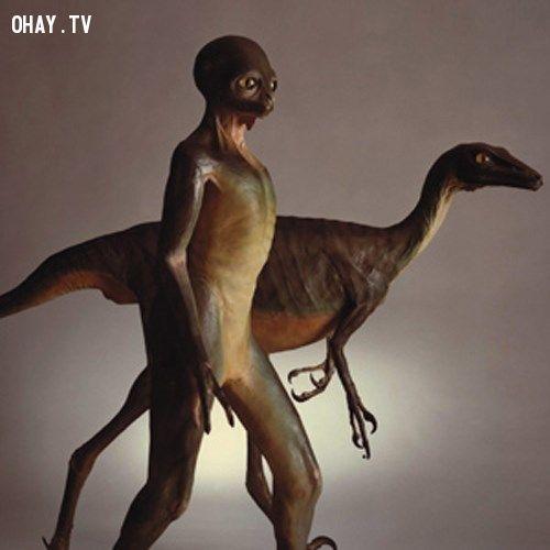 Khủng long thông minh nhất và suy đoán về người khủng long của các nhà khoa học