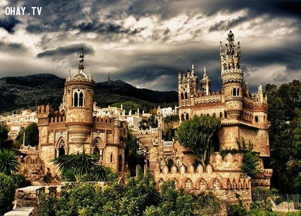 ảnh lâu đài,lâu đài đẹp