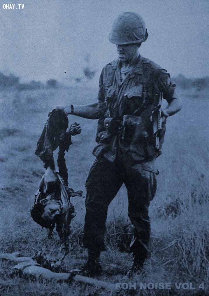 tội ác, quân đội mỹ, chùm ảnh, nhân dân, chiến tranh Việt Nam