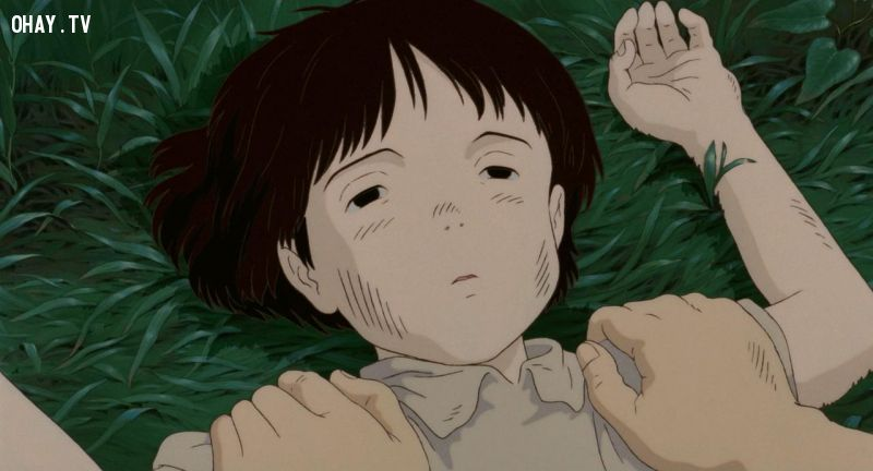 Mộ đom đóm – Grave of the fireflies