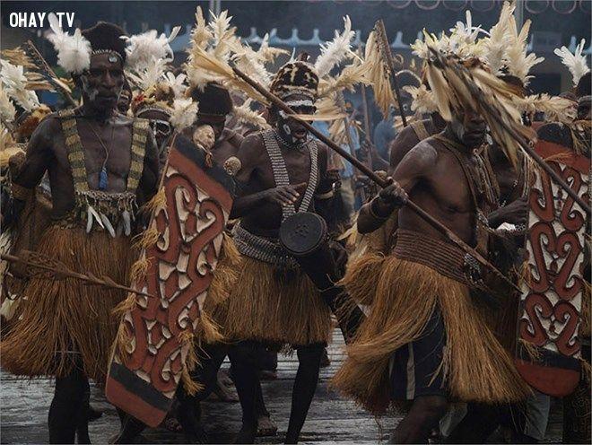 Bộ tộc Korowai