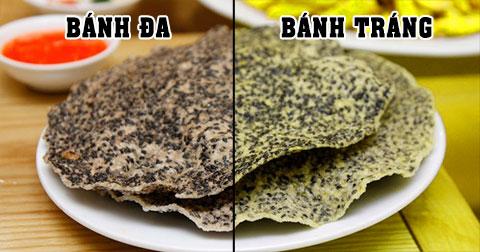 Sự khác biệt trong cách gọi tên món ăn 3 miền Bắc - Trung - Nam
