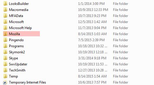 ảnh lỗi firefox,không mở được firefox,firefox,lỗi trình duyệt
