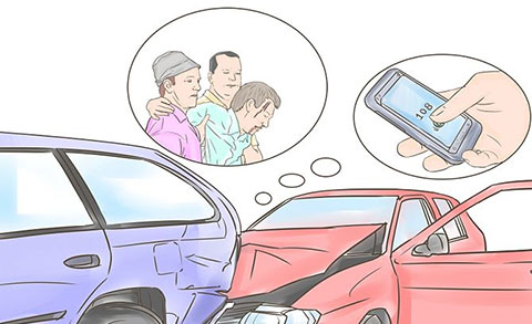 9 điều cần lưu ý khi xảy ra tai nạn giao thông