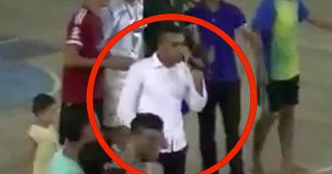 Phóng viên đột tử trong buổi truyền hình trực tiếp trước hàng nghìn khán giả.