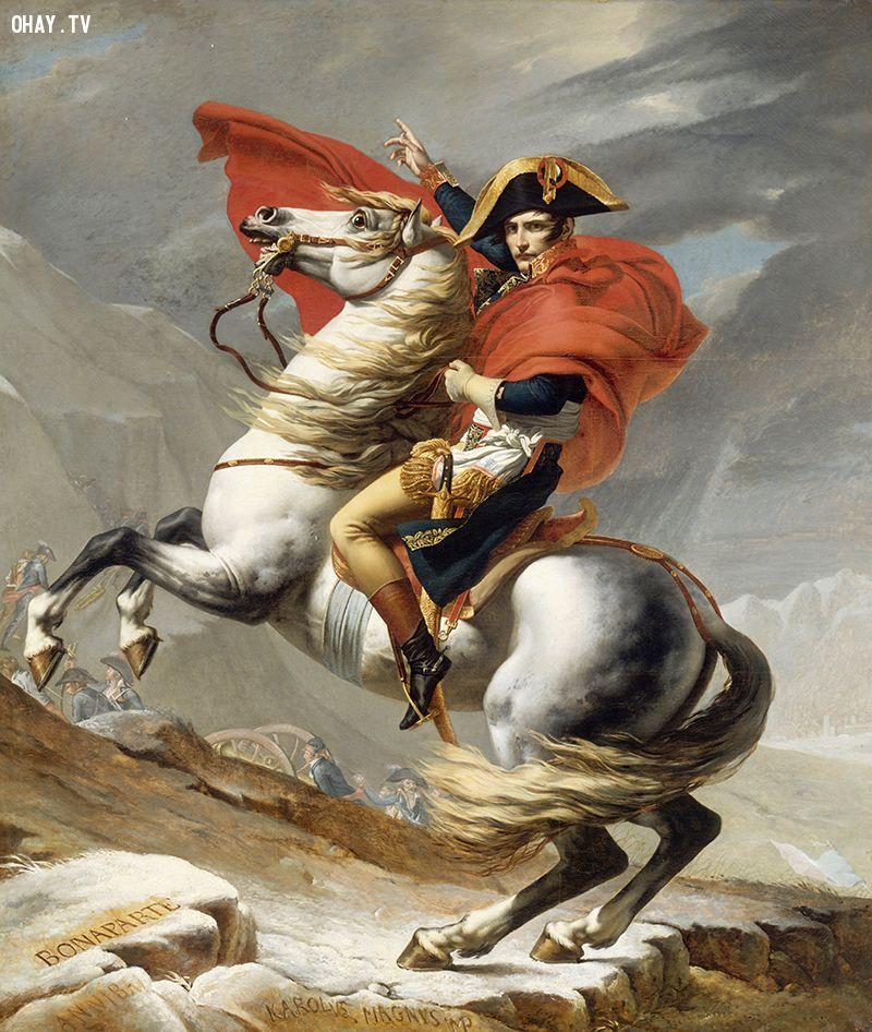 ảnh Napoleon,chiến lược gia