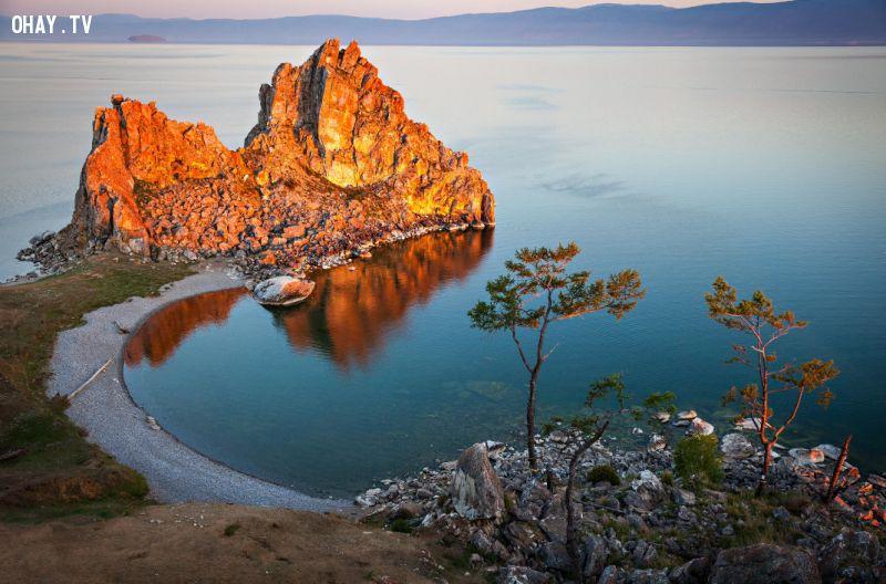 Đảo Olkhon, hồ Baikal
