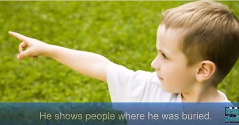 Cậu bé 3 tuổi khiến kẻ giết mình ở 'kiếp trước' đền tội