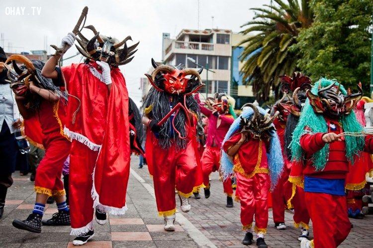Lễ hội Diablada