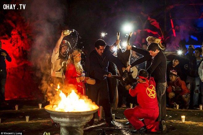 Lễ hội tế quỷ Black Mass