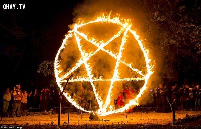 Lễ hội tế quỷ Black Mass ở Catemaco