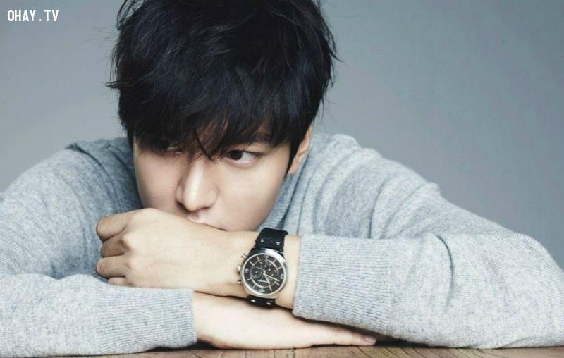 Diễn viên Lee Min Ho