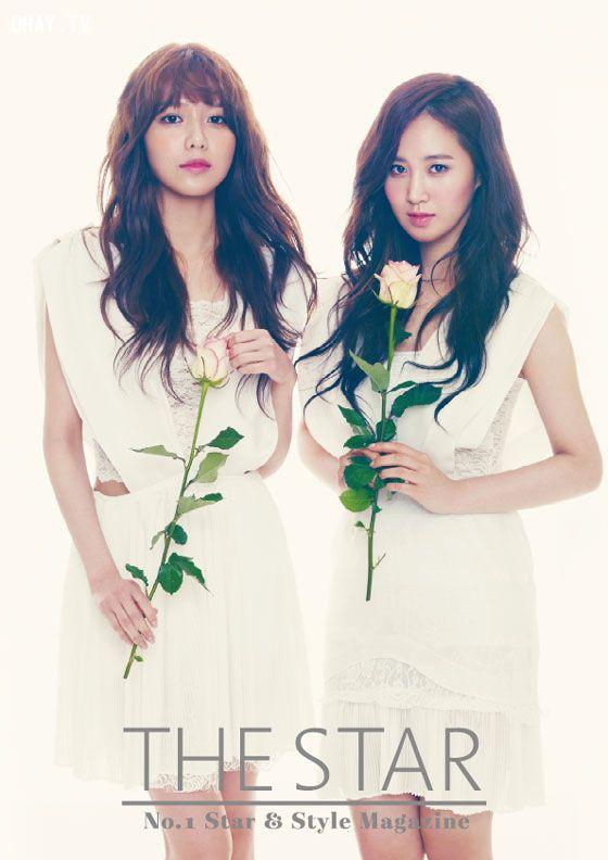 Yuri và Sooyoung ( SNSD)