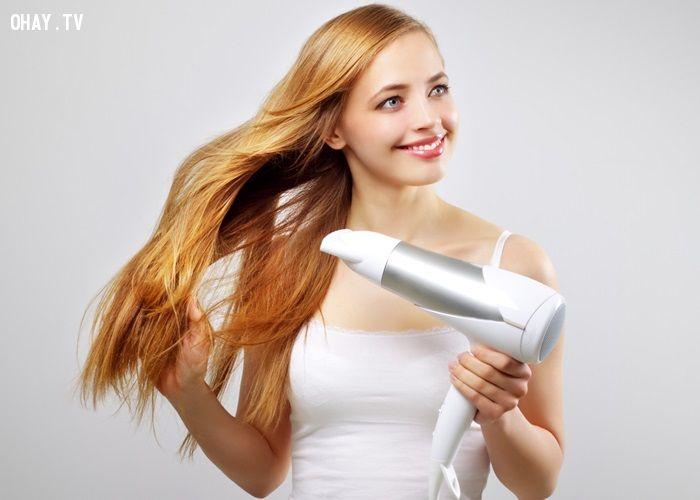 ảnh tóc,bảo vệ tóc,chăm sóc tóc,mẹo chăm sóc tóc,nắng nóng