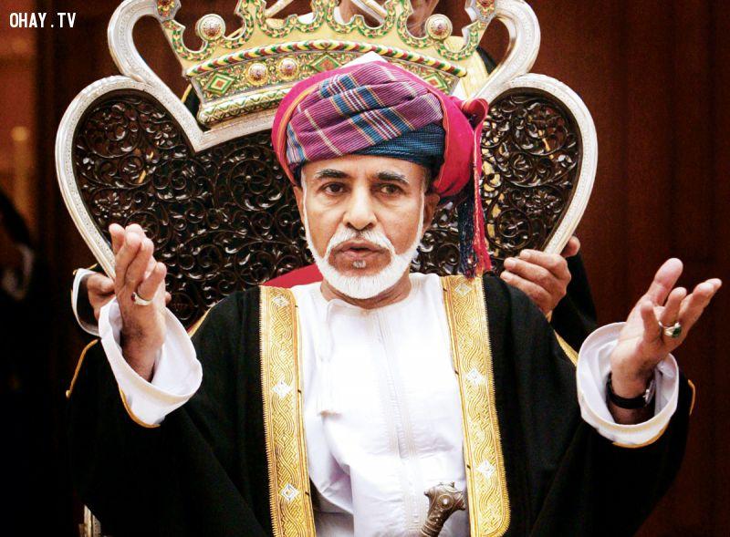 Qaboos bin Said al Said