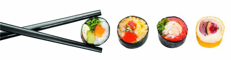 ảnh sushi,lầm tưởng về sushi,hiểu nhầm về sushi,ẩm thực nhật bản