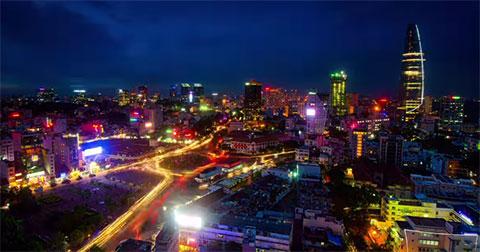 Video Time-Lapse độc đáo về Sài Gòn