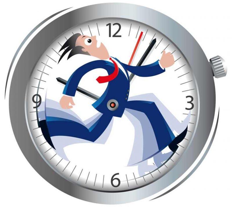Thời gian cho việc tìm kiếm và theo đuổi đam mê không phải là vô hạn