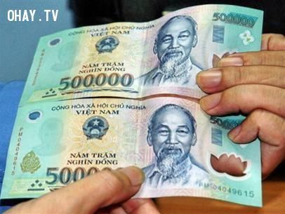 ảnh phân biệt tiền giả,tiền giả,tiền polymer