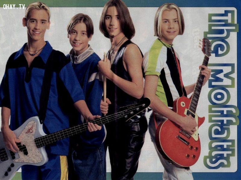 nhóm nhạc The Moffats