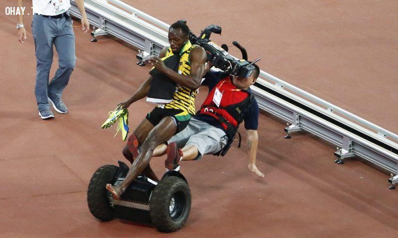 ảnh Usain Bolt