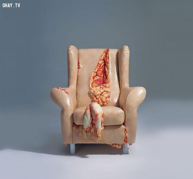 Ghế bánh